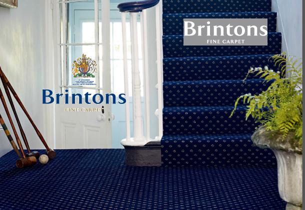 Beautiful Range Of Brinton Carpets Available At Finsbury