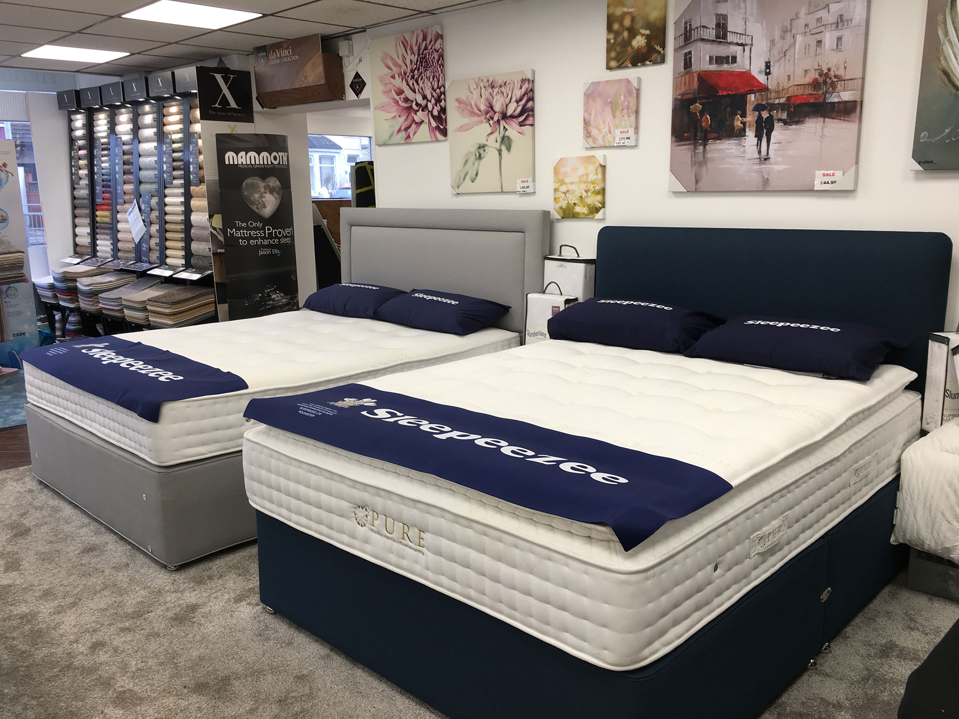 Beds And Accessories Bed Shops Blackpool Beds