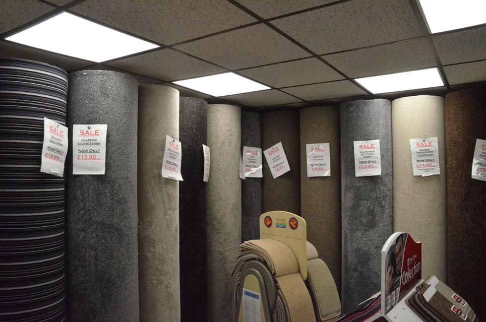Stock Carpets