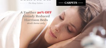 Harrison Beds Christmas Offer