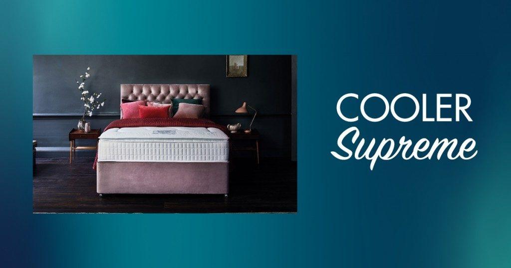 Sleepeezee Cooler Supreme 1800
